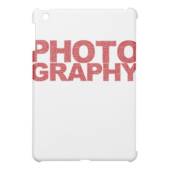 Photography Case For The iPad Mini