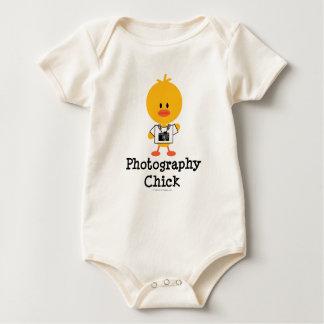 Photography Chick Organic Baby Bodysuit