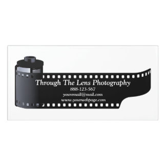 Photography Film Roll Photographer Minimal Door Sign