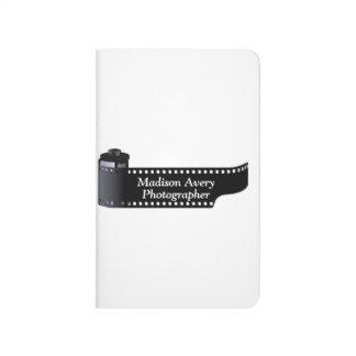 Photography Film Roll Photographer Minimal Journal