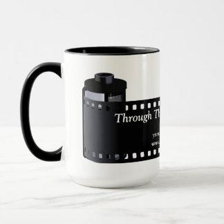 Photography Film Roll Photographer Minimal Mug