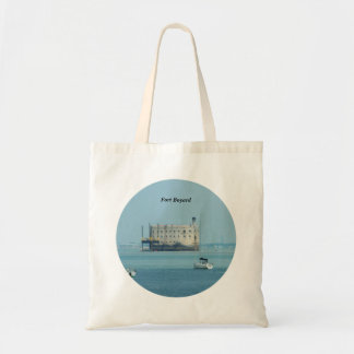 Photography Fort Boyard, France - Tote Bags
