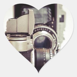 Photography - Fotografie Heart Sticker