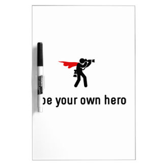 Photography Hero Dry Erase Board