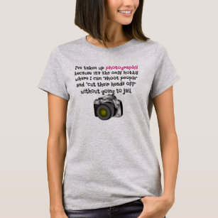 Photography Hobby T-Shirt