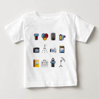 Photography Icon Baby T-Shirt