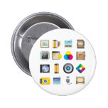 Photography Icon Button