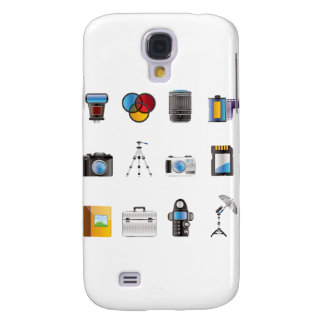Photography Icon Samsung Galaxy S4 Cover