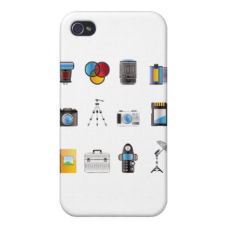 Photography Icon iPhone 4/4S Cover