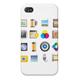 Photography Icon iPhone 4/4S Case