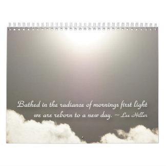 Photography Inspirational Love Quotes Calender Calendar