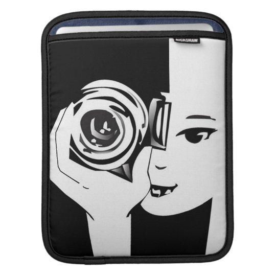 Photography iPad Sleeve