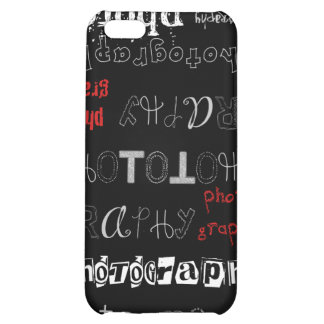 Photography iPhone 5C Cases