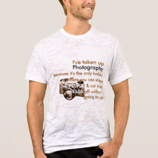 Photography is my hobby T-Shirt