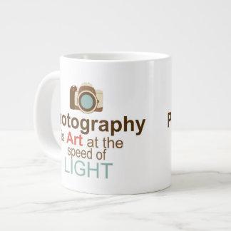 Photography Jumbo Mug