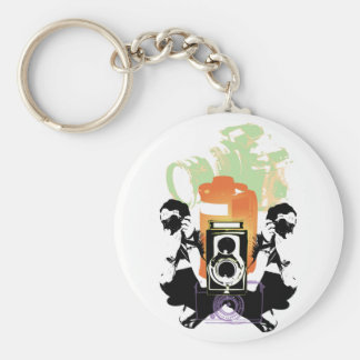 Photography Keychain