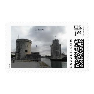 Photography La Rochelle, France - Postage