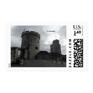 Photography La Rochelle, France - Postage Stamps