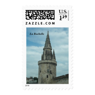 Photography La Rochelle, France - Postage Stamp