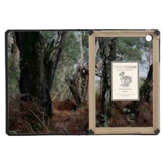 Photography landscape of cork oaks in Doñana iPad Mini Cover