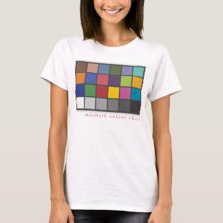 'Photography/Macbeth Colour Chart' T-Shirt