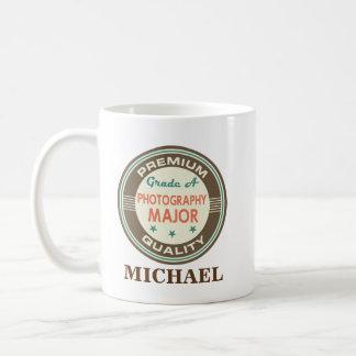 Photography Major Personalized Office Mug Gift