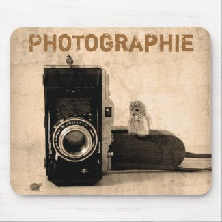Photography Mouse Pad