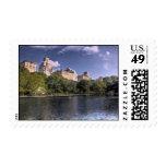 Photography New York City ,USA - Stamp