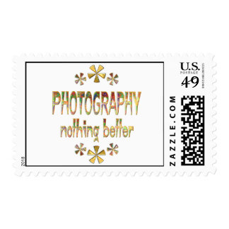 PHOTOGRAPHY Nothing Better Postage