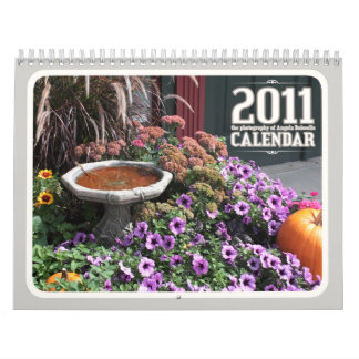 Photography of Angela Boisselle 2011 Calendar