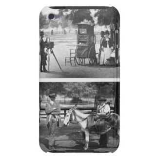 Photography on the Common and Waiting for Hire, 18 Barely There iPod Case