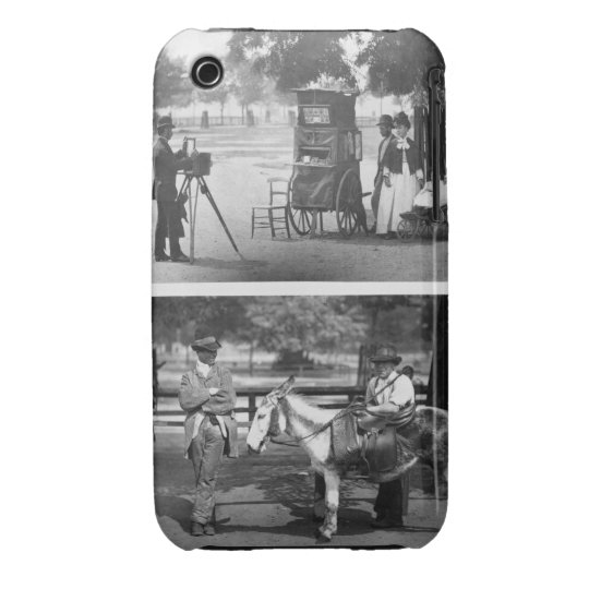 Photography on the Common and Waiting for Hire, 18 Case-Mate iPhone 3 Case