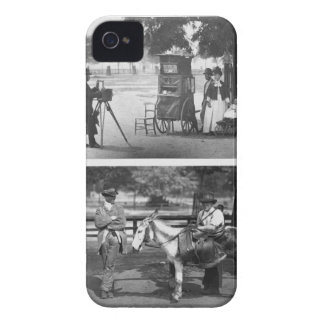 Photography on the Common and Waiting for Hire, 18 iPhone 4 Cover