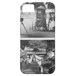 Photography on the Common and Waiting for Hire, 18 iPhone SE/5/5s Case