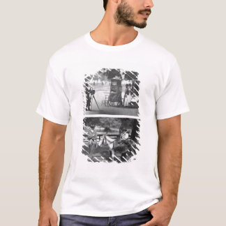 Photography on the Common and Waiting for Hire, 18 T-Shirt