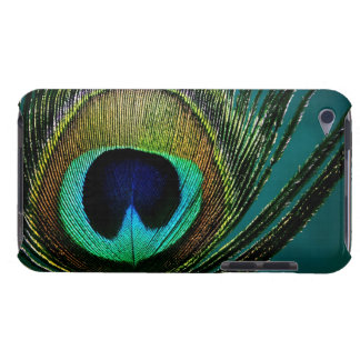 Photography Peacock Feather iPod Touch CaseMate Barely There iPod Cover