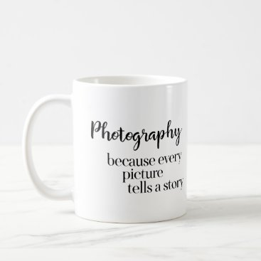 Professional Business Photography / Photo Studio Because Every Picture Coffee Mug