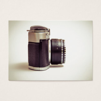 Photography/photography Business Card