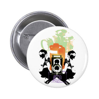 Photography Pinback Button