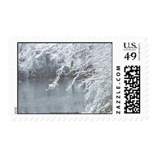 Photography postage winter wonderland 8