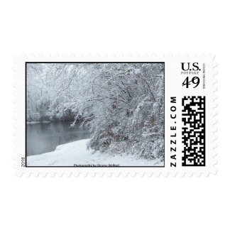 Photography postage winter wonderland 9