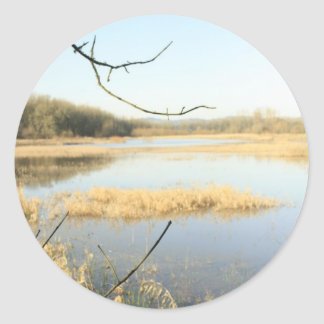 Photography Products Classic Round Sticker