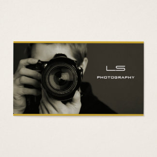 Photography Professional Business Card