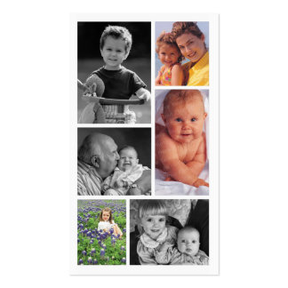 Photography Professional Studio Double-Sided Standard Business Cards (Pack Of 100)