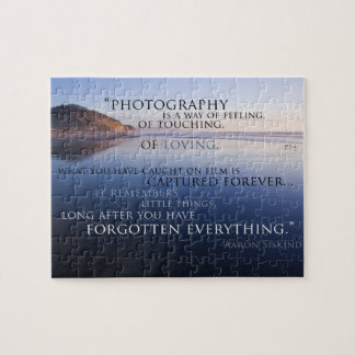 Photography Quote 1 Puzzle