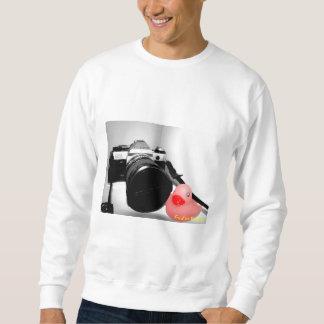"""Photography"" Rubber Duck Apparel Sweatshirt"