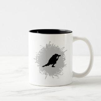 Photography Scrible Style Coffee Mug