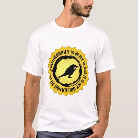 Photography Shield T-Shirt