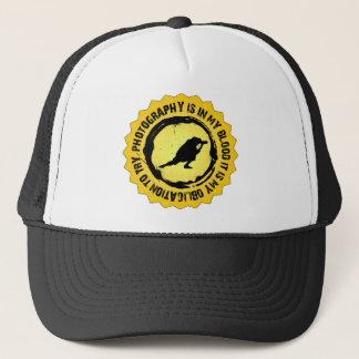 Photography Shield Trucker Hat