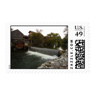 Photography stamps barns, mills and just scenes